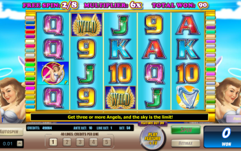 Angel's Touch – Free Spins