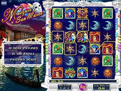 Play Masques of San Marco Slot