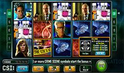 CSI Slot Online