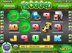 Play Frogged Slot