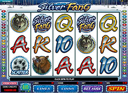 Play Silver Fang Slot