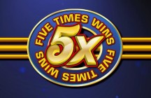 5x Wins