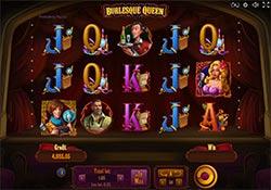 Burlesque Queen Slot
