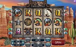 Arizona Treasure Slot
