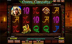 Queen Cleopatra Slot