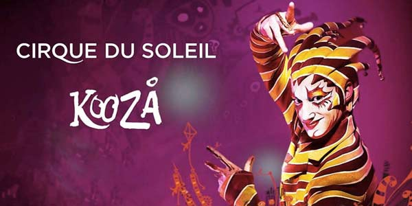 cirque du soleil kooza slot online slots promo. Black Bedroom Furniture Sets. Home Design Ideas