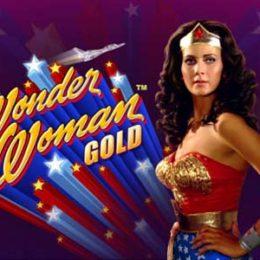 Wonder Woman Gold Slot Online