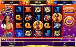 Wonder Woman Gold Slot