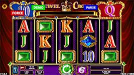 Jewel in the Crown Slot