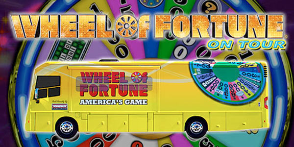 wheel of fortune on tour casino