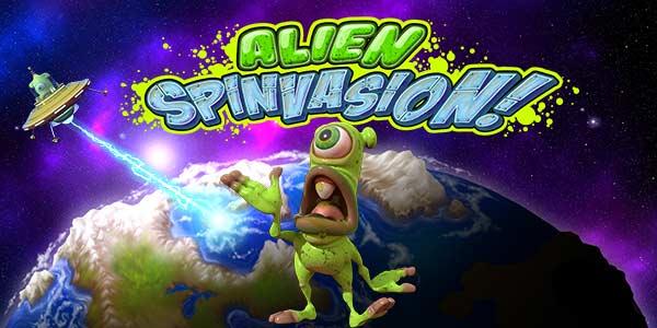 Alien Spinvasion Slot Machine Online ᐈ Rival™ Casino Slots