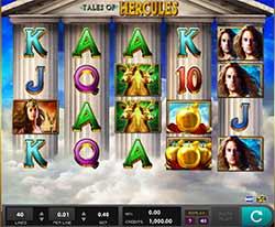 Tales of Hercules Slot