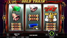 Gold Train Slot