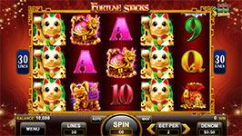Fortune Stacks Slot