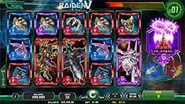 Raiden V Game Online