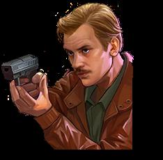 DEA Agent Steve Murphy
