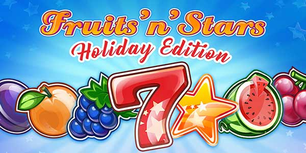 Fruits'N'Stars: Holiday Edition