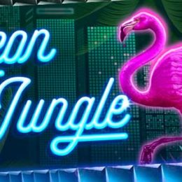 Neon Jungle Iron Dog