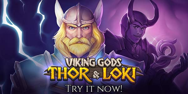 Viking Gods: Thor and Loki