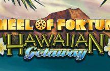 Wheel of Fortune Hawaiian Getaway